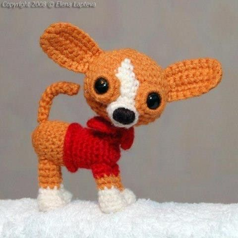 Perro Amigurumi Kawaii : 1000+ images about crochet patterns on Pinterest ...