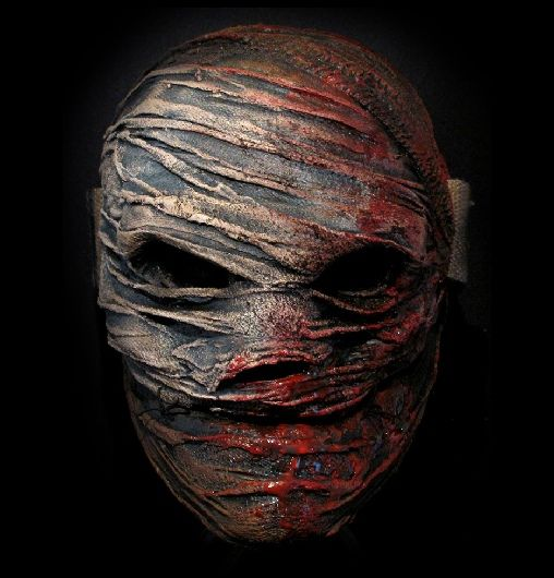 CREEPY SLASHER MASK