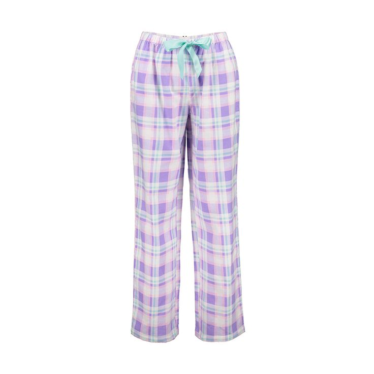 Printed Flannel Pants | Kmart