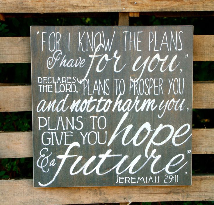 Jeremiah 29 11 Wall Art 145 best jermiah 29:11 images on pinterest | bible quotes, bible
