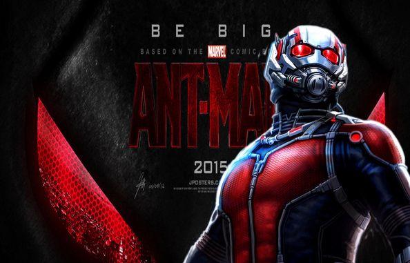 Человек-муравей (2 15) Ant-Man смотреть онлайн