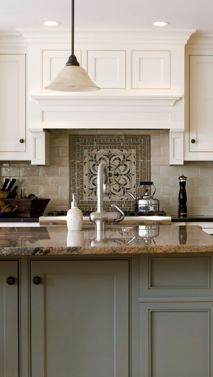 best 20 off white kitchen cabinets ideas on pinterest off white antique white kitchen with decorative hood island design ideas