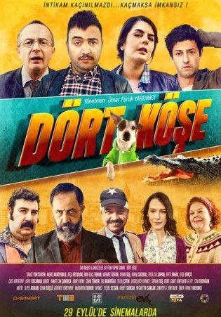 Dört Köşe 2017 Yerli Komedi HD İzle   #komedi #yerli #2017 #film #izle #hdeniyifilmler