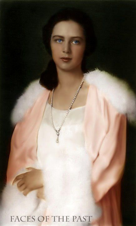 Princess Ileana of Romania, later Archduchess of Austria, Princess of Hungary, Bohemia, and Croatia