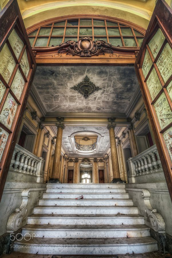 The Stair of Fairy Tale by ChristianBoss