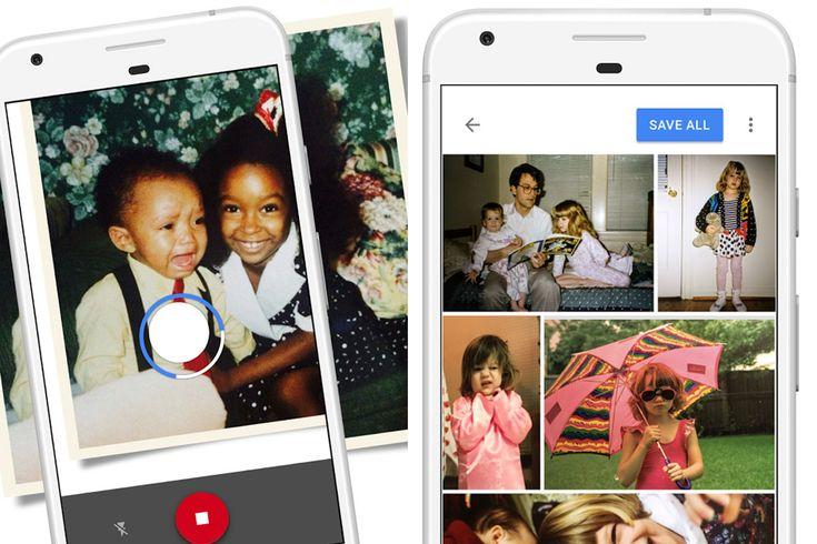 PhotoScan, una app para escanear fotos antiguas con el móvil #google #app… http://www.cubanos.guru/photoscan-app-escanear-fotos-antiguas/