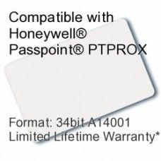Printable Proximity Card - Passpoint® Compatible, 34bit A14001