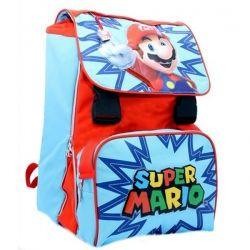 Zaino scuola estensibile Super Mario Bros - Kids
