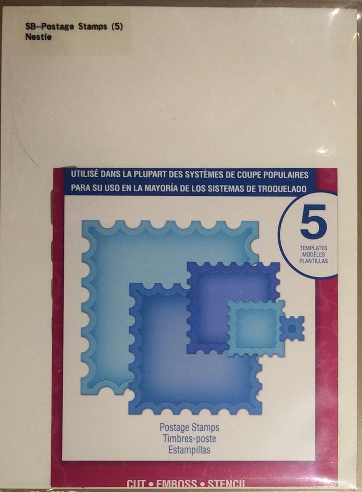 $10 - Spellbinders: Postage Stamps