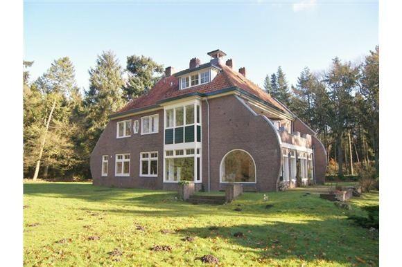 Quadenoord, Amsterdamse school, villa bij Renkum.
