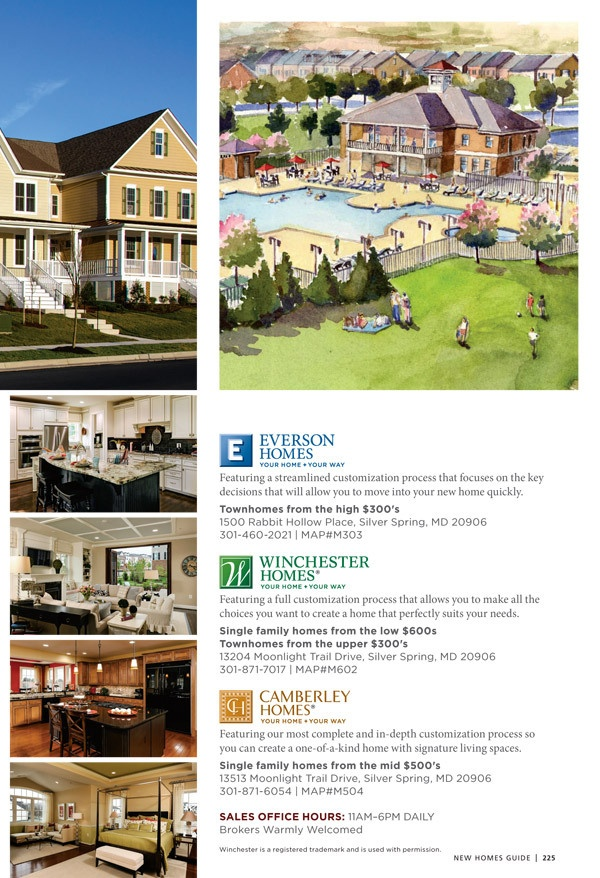 Winchester Homes - New Homes Guide