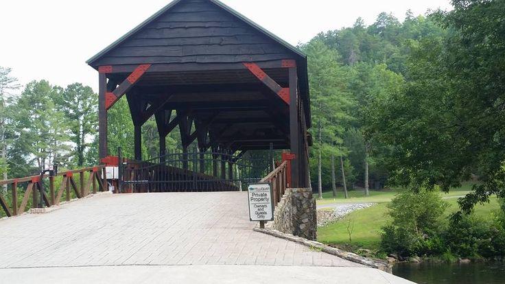 Private Covered Bridge Tellico Plains TN