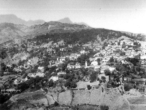 Avdehla, an Aromanian village, Grevena,Macedonia, Greece Manaki brothers photo