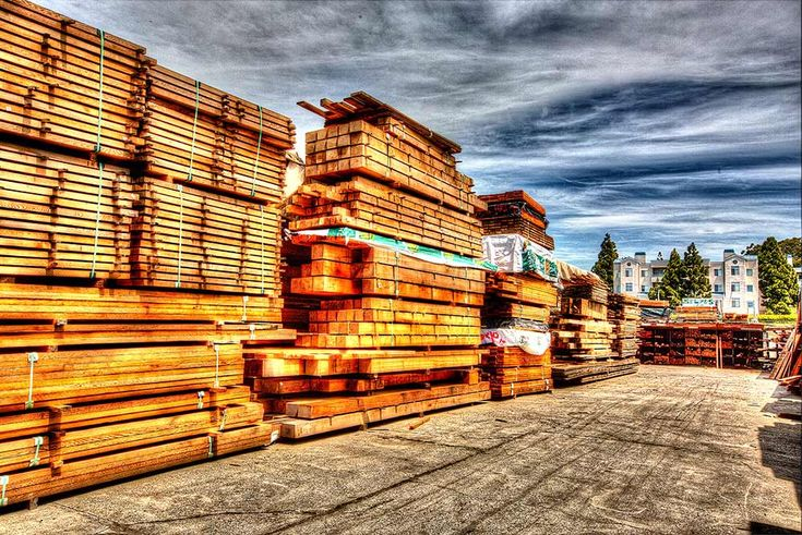 The Lumber Baron | Redwood Lumber, Western Red Cedar Lumber and Reclaimed Wood in the Bay Area and throughout California