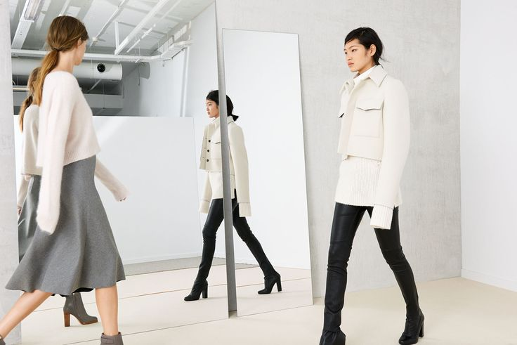 ZARA Woman - Lookbook November