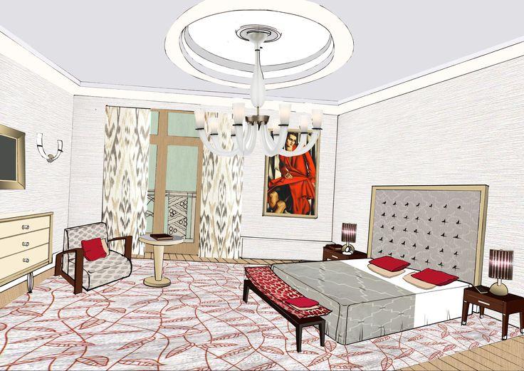 plus de 1000 id es propos de croquis deco ambiance sur pinterest perspective cuisine et. Black Bedroom Furniture Sets. Home Design Ideas