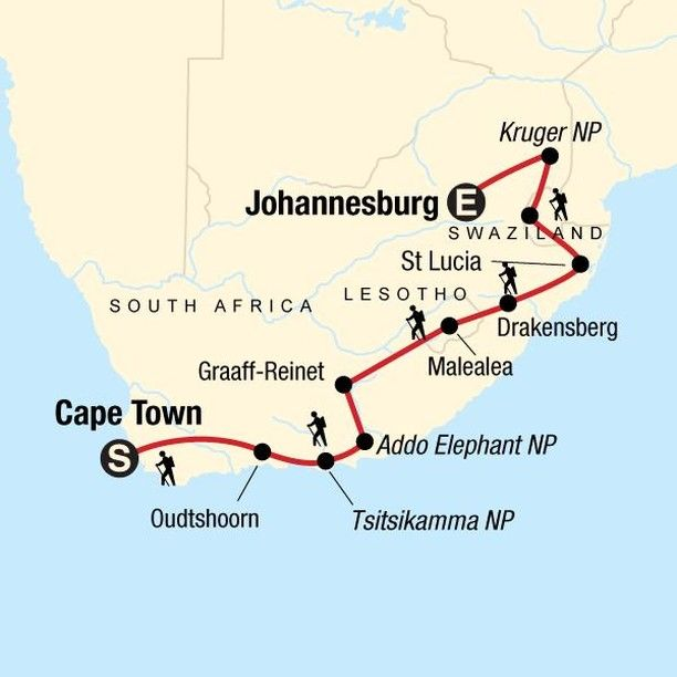 table mountain national park mountain bike trail map. Seeseatravelinc Posted To Instagram Hiking South Africa Trip Map Active Travel Style This Lively Tour Through South Africa Africa Tsitsikamma National Park