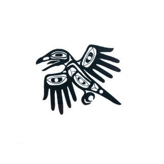 93 best images about washington on pinterest pewter for Native american tattoo artist seattle