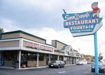 Seven Dwarfs Restaurant In Wheaton Il Greek Owned Diner Very Friendly And Good Food Places To Eat 2018 Pinterest