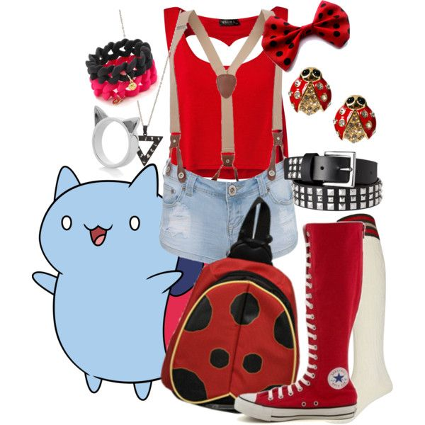 Catbug By Shelby Berti On Polyvore