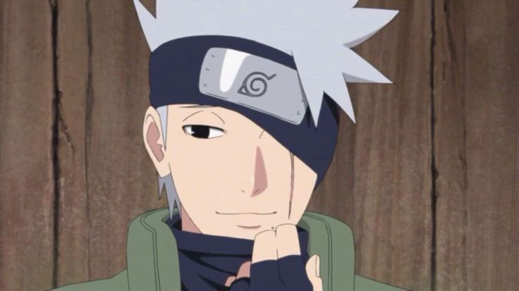 Kakashi Face Revealed