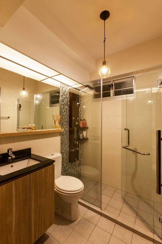 Modern Toilet Rain Shower La Maison Pinterest