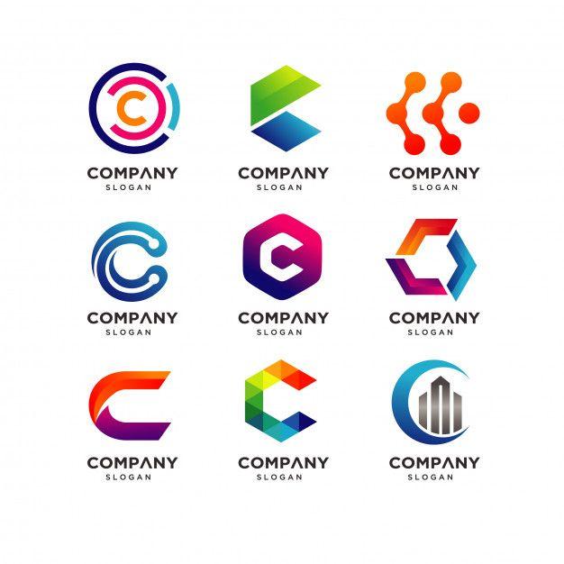 Letter C Logo Design Templates Logo design free