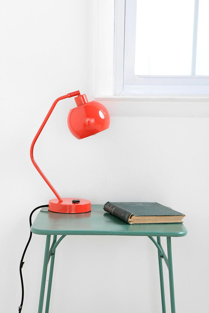 Best 25 orange desk lamps ideas on pinterest desk lamp brass gumball desk lamp geotapseo Gallery