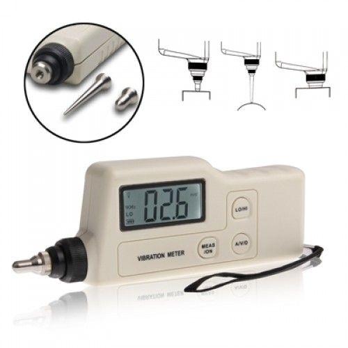 Vibration Meter Digital Tester Vibrometer Analyzer Acceleration Velocity (GM63A)