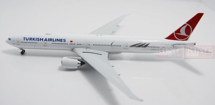 >> Click to Buy << A13124 Apollo Turkey Airlines TC-JJL 1:400 B777-300ER commercial jetliners plane model hobby #Affiliate