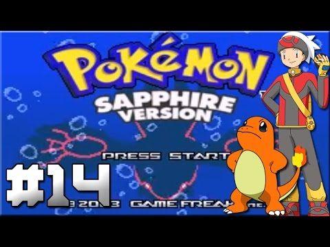 Pokemon Sapphire Walkthrough Part 14: Granite Cave!