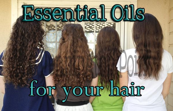Taking care of your hair with essential oils! -- The Pennington Point
