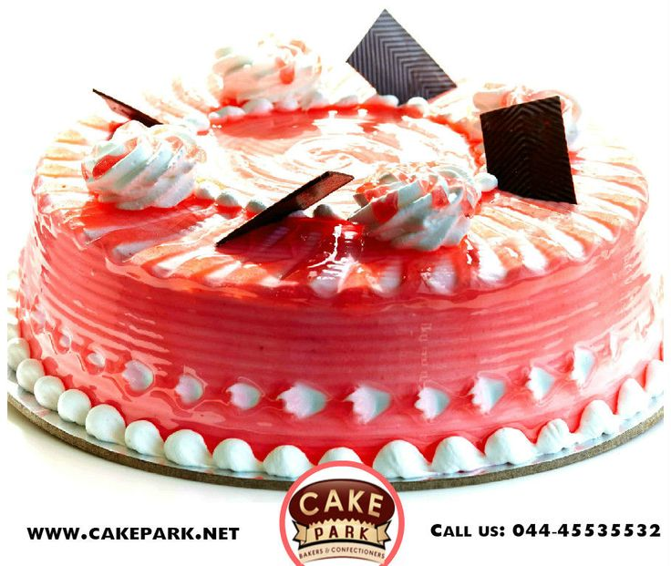 A freshly baked Lychee cake from our cake park shops will make your dears occasion a memorable one. Delivery available at ‪#‎Chennai‬ and ‪#‎Bangalore‬ Visit: www.cakepark.net Call: 044-45535532