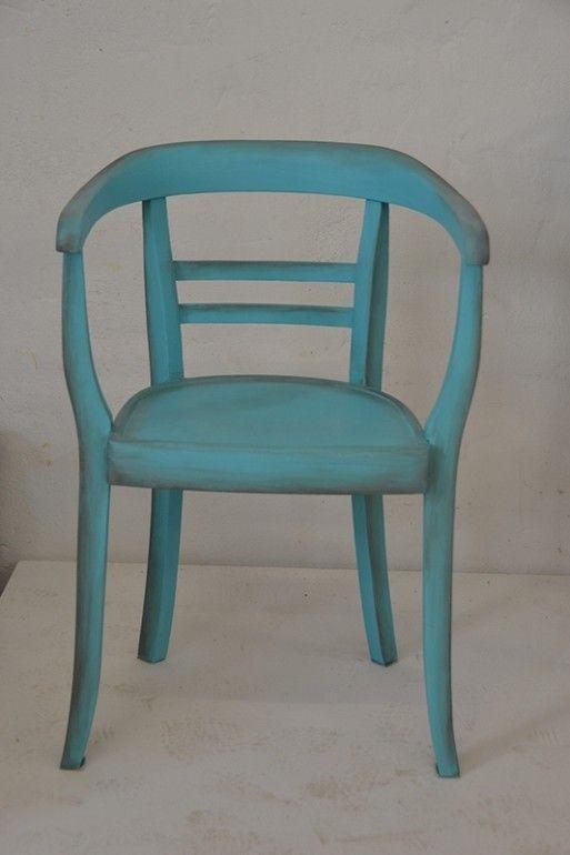 Ayia Napa 131- Kreideemulsion - Kreidefarbe - tuerkis - aqua Wand und Möbelfarbe