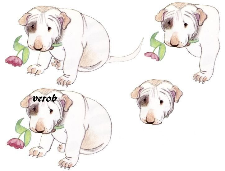 93 besten Dog digi stamps Bilder auf Pinterest | Hunde, Hundekunst ...