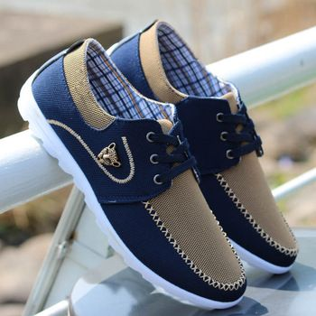 2015 Spring men shoes fashion trend canvas shoes male casual shoes men's low  board shoes male