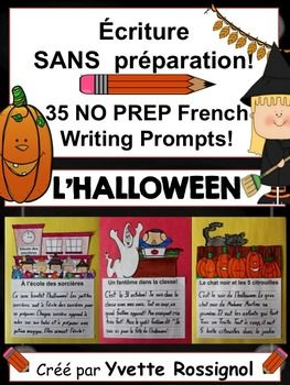 Even your most reluctant writers will get creative with these fun prompts! Just print and GO!