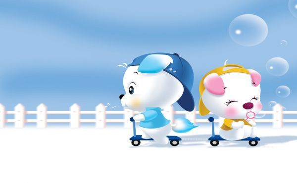 Cute Cartoon Wallpapers
