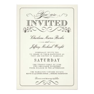 The 25 best wedding invitations canada ideas on pinterest wedding invitations google search stopboris Image collections