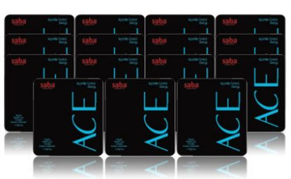 FREE SHIPPING! Saba ACE Diet Pills 30 pills + FREE TAPE MEASURE ! Paypal Option !  (15packs) Great for your purse !