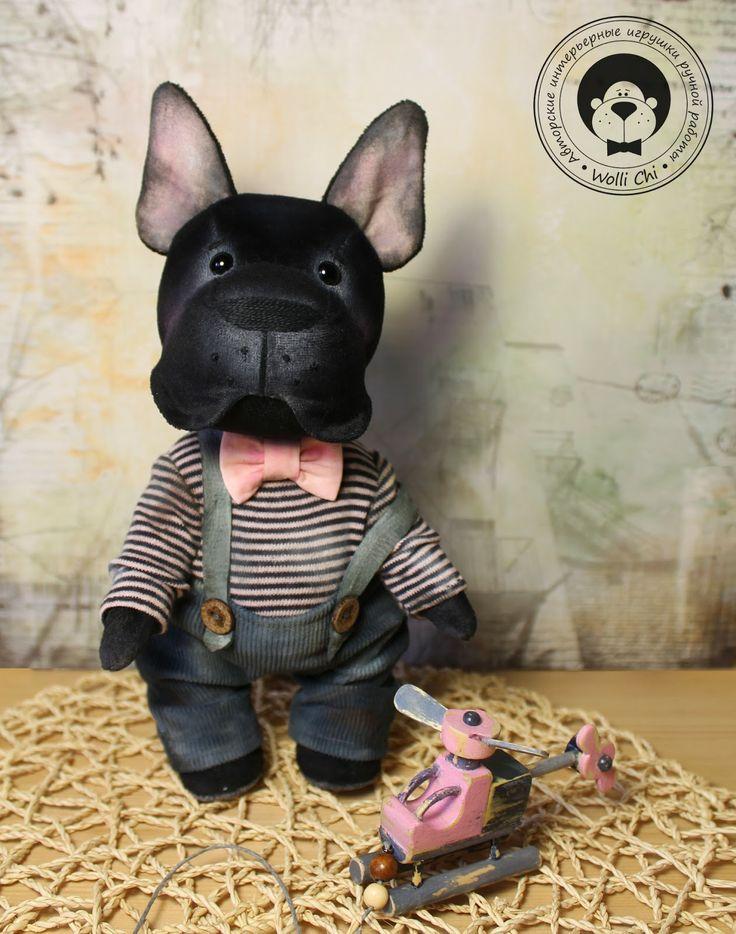 Most beautiful dog doll