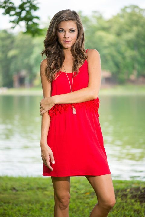 Red dress boutique returns individual income