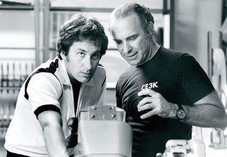 Steven Spielberg and Michael Kahn
