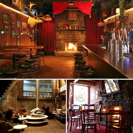 8 Cozy Bars With Fireplaces in San Francisco