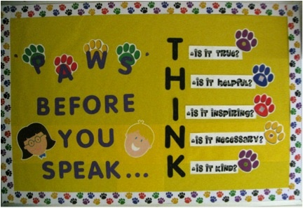 Quot Paws Before You Speak Quot Such A Great Reminder For All Of