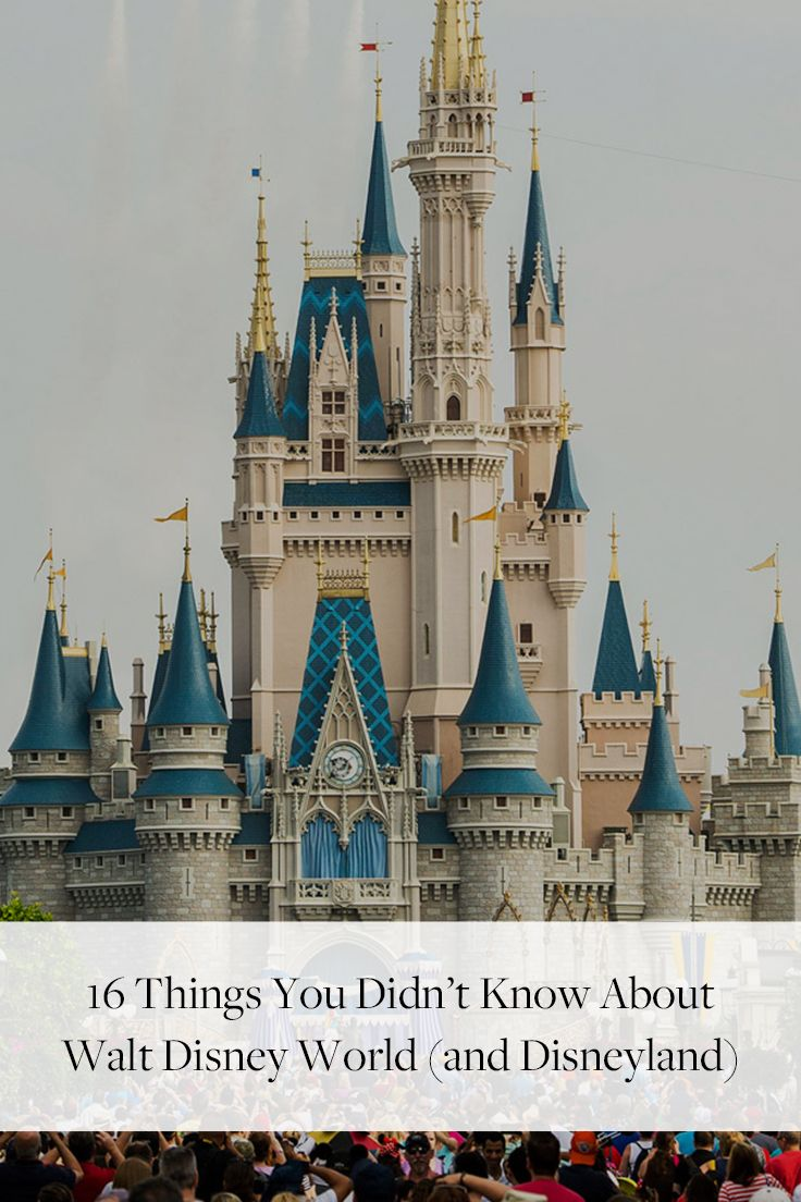 Disney trivia: Bet you didn't know these 16 things about the happiest place on earth.