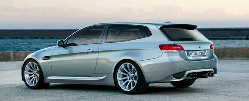 BMW M3 Shooting Brake