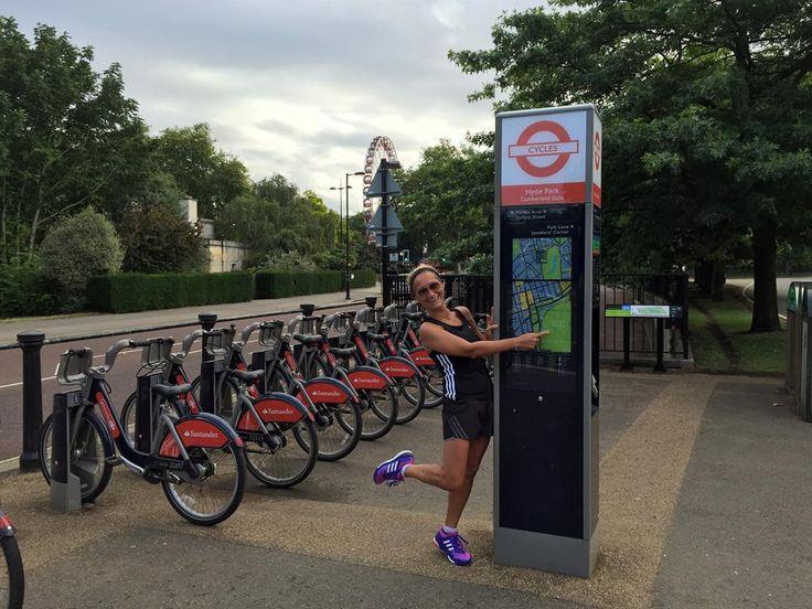"""Correre a Hyde Park sognando la Maratona di Londra - """"Quando un uomo è stanco di Londra è stanco della vita, è stanco della vita, perché a Londra si trova tutto ciò che la vita può offrire."""" - Samuel Johnson - Read full story here: http://www.fashiontimes.it/2015/08/correre-a-hyde-park-sognando-la-maratona-di-londra/"""