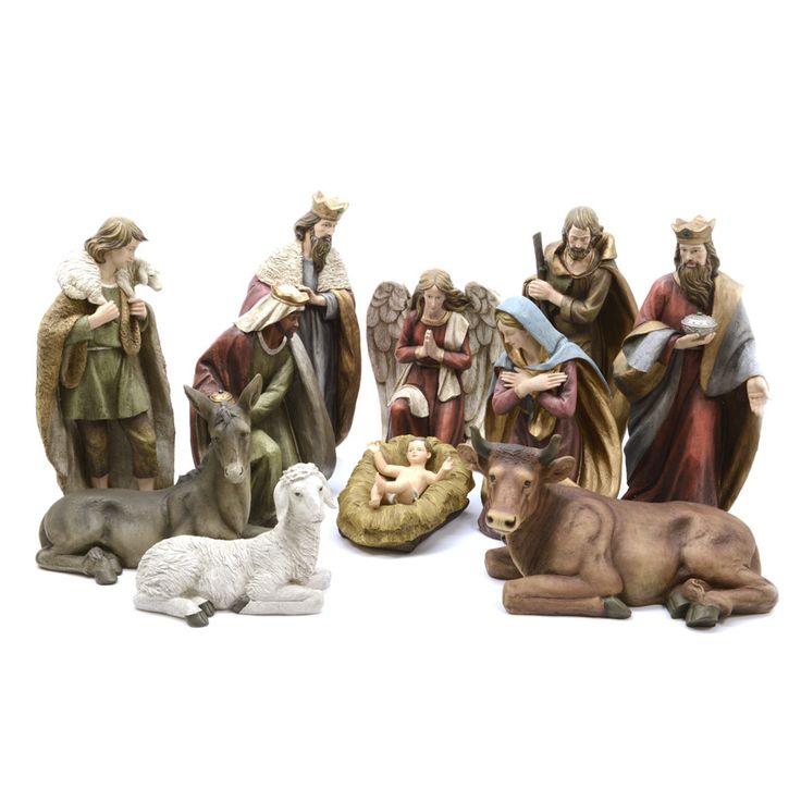 Les 11 magnifiques grands Santons de Paul : choisissez parmi tous nos produits Santons et personnages