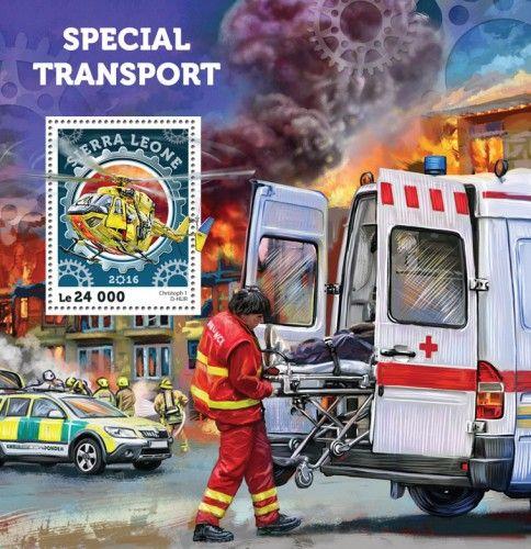 SRL16408b Special transport (Christoph 1 D-HLIR)